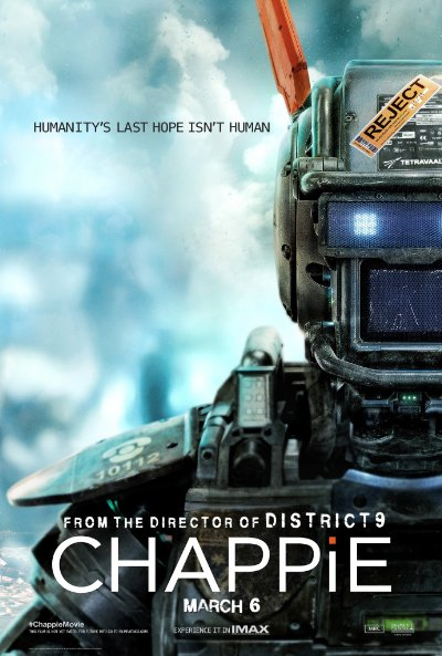 Chappie 2015 BluRay REMUX 1080p AVC DTS-HD MA 5.1-HDH