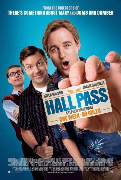 Hall Pass 2011 THEATRICAL 720p BluRay DTS x264-FLAME