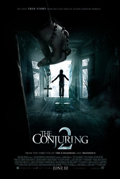 The Conjuring 2 2016 720p BluRay DD5.1 x264-SPARKS