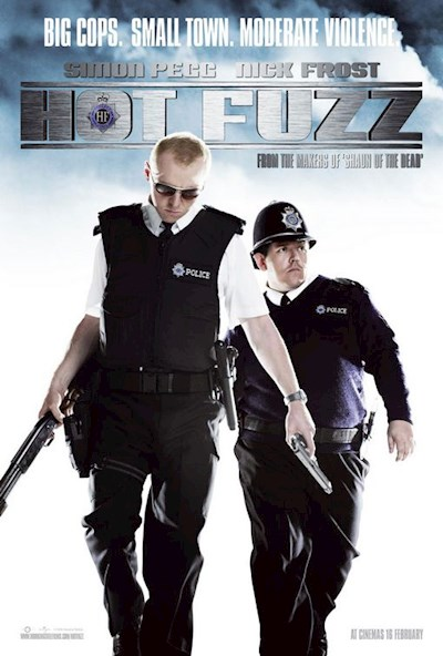 Hot Fuzz 2007 1080p UHD BluRay DD7.1 HDR x265-JM