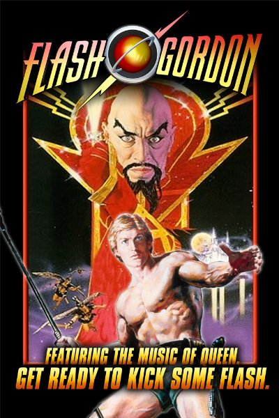 Flash Gordon 1980 REMASTERED 720p BluRay DD5.1 x264-AMIABLE
