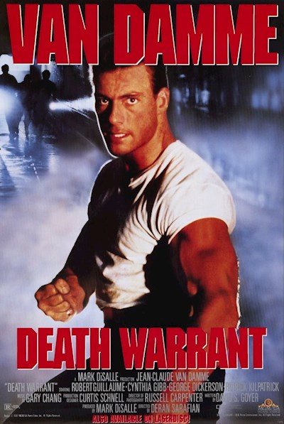 Death Warrant 1990 MGM 1080p BluRay x264 FLAC2.0-MaG