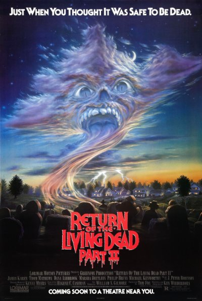 Return of the Living Dead Part II 1988 BluRay REMUX 1080p AVC DTS-HD MA 2.0-OMEGA