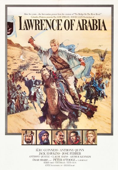 Lawrence of Arabia 1962 2160p UHD BluRay REMUX HDR HEVC Atmos-PmP
