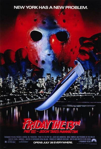 Friday The 13th Part VIII Jason Takes Manhattan 1989 1080p BluRay DTS x264-FGT