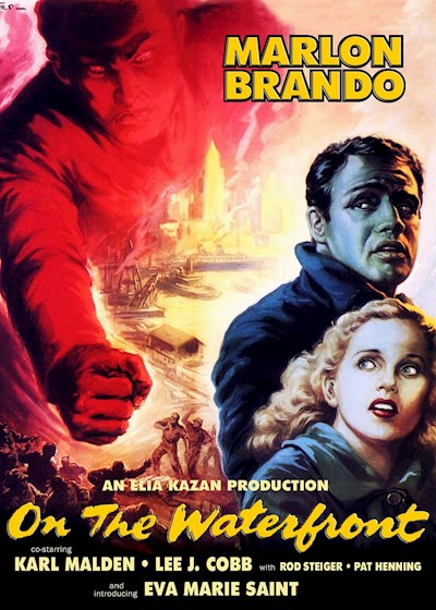 On the Waterfront 1954 1080p BluRay DTS x264-AMIABLE