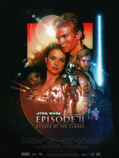 Star Wars Episode II Attack of the Clones 2002 2160p UHD BluRay REMUX HDR HEVC Atmos-EPSiLON