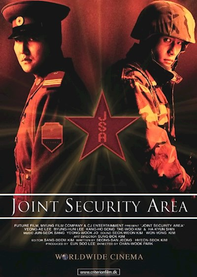 Joint Security Area 2000 BluRay REMUX 1080p AVC DTS-HD MA 5.1-RK