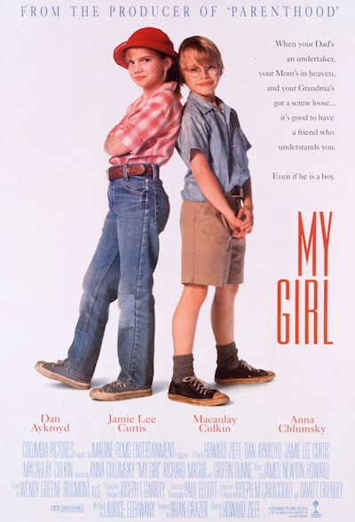 My Girl 1991 BluRay REMUX 1080p AVC DTS-HD MA 5.1-EPSiLON
