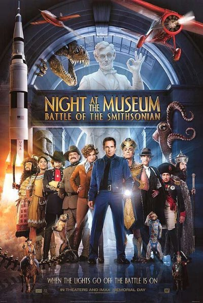 Night at the Museum Battle of the Smithsonian 2009 BluRay REMUX 1080p AVC DTS-HD MA 5.1-LEGi0N