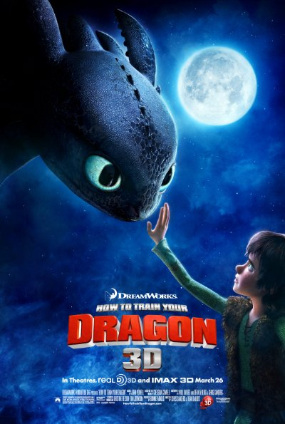 How to Train Your Dragon 2010 1080p 3D BluRay REMUX AVC DTS-X - DluDragon