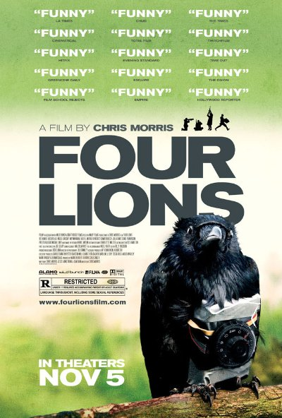 Four Lions 2010 1080p BluRay DTS x264-AMIABLE