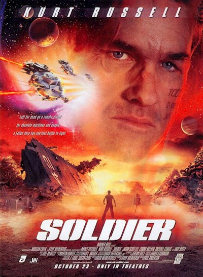 Soldier 1998 Repack BluRay REMUX 1080p AVC DTS-HD MA 5.1 - KRaLiMaRKo