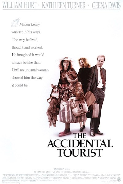 The Accidental Tourist 1988 720p BluRay DTS x264-SiNNERS