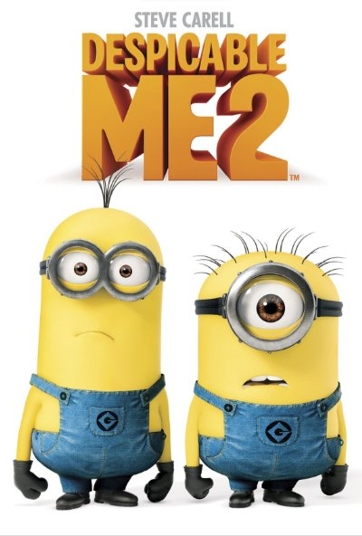 Despicable Me 2 2013 1080p UHD BluRay DDP7.1 HDR x265-JM