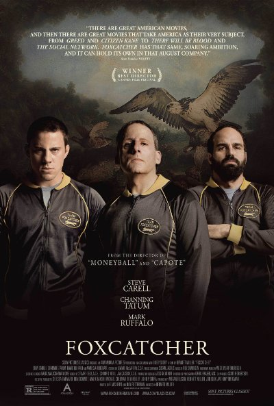 Foxcatcher 2014 BluRay 1080p DTS-HD MA 5.1 x264-CHD
