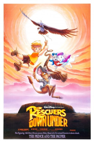 The Rescuers Down Under 1990 iCELANDiC 1080p BluRay DD2.0 x264-GERUDO