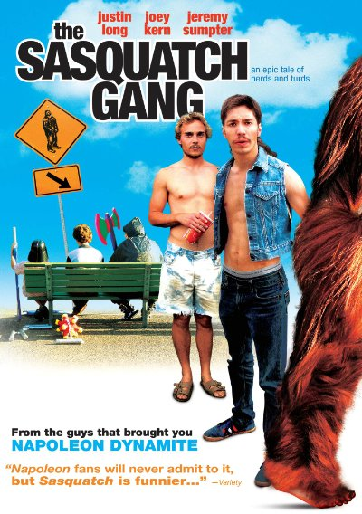 The Sasquatch Gang 2006 BluRay REMUX 1080p AVC DD2.0 - KRaLiMaRKo