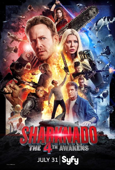 Sharknado 4 The 4th Awakens 2016 720p BluRay DTS x264-SADPANDA