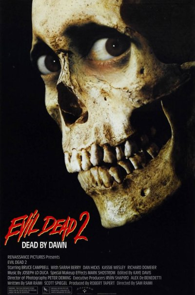 Evil Dead II Dead by Dawn 25th Anniversary Edition 1987 BluRay REMUX 1080p AVC DTS-HD MA 5.1-LAZY