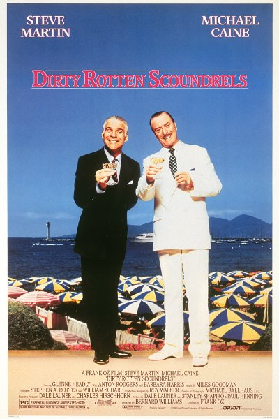 Dirty Rotten Scoundrels 1988 BluRay REMUX 1080p AVC DTS-HD MA 5.1 - Angryunibrow