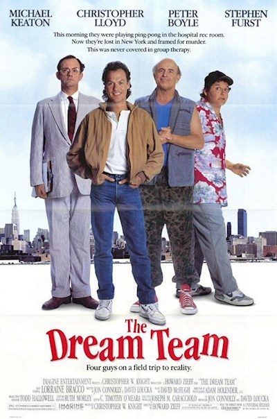 The Dream Team 1989 BluRay REMUX 1080p AVC DTS-HD MA 5.1 - KRaLiMaRKo