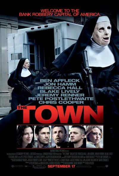 The Town 2010 UHD BluRay HDR10 2160p Dts-HD Ma5 1 H265-d3g