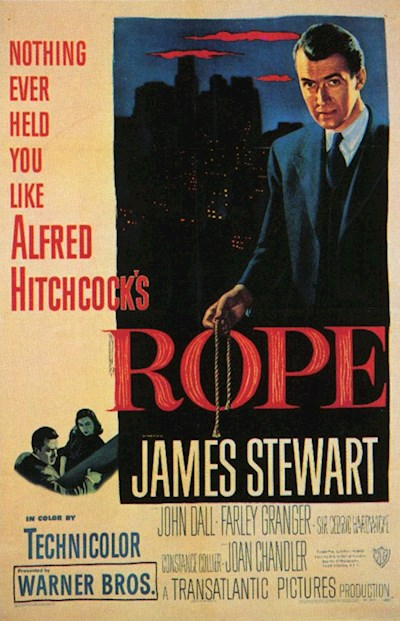Rope 1948 1080p BluRay DTS x264-A