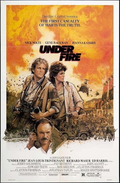 Under Fire 1983 GER BluRay REMUX 1080p AVC DTS-HD MA 2.0-BluHD