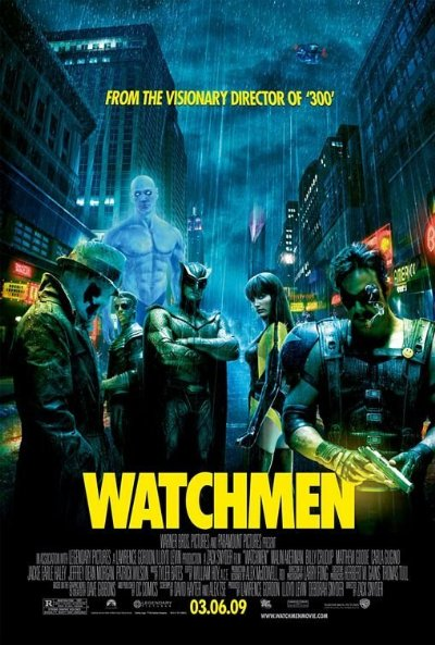 Watchmen 2009 Ultimate Cut BluRay REMUX 1080p VC-1 TrueHD 5.1 - KRaLiMaRKo