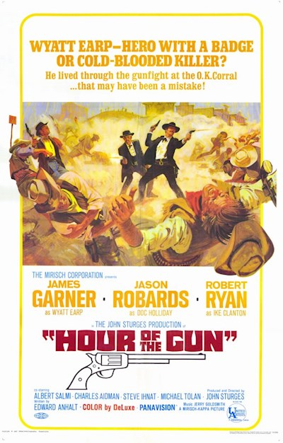 Hour of the Gun 1967 720p BluRay FLAC x264-SADPANDA