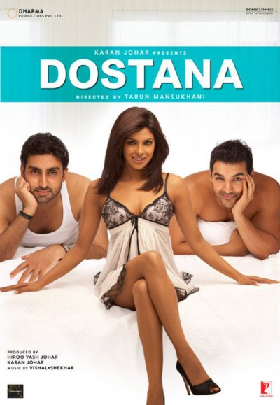 Dostana 2008 Hindi 720p BluRay DTS x264-HDS