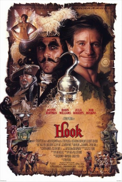 Hook 1991 BluRay REMUX 1080p AVC DTS-HD MA 5.1-SiCaRio