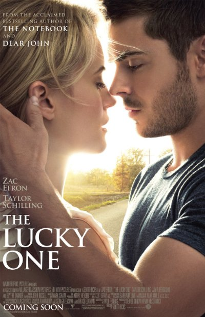 The Lucky One 2012 1080p BluRay DTS x264-AMIABLE