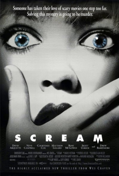 Scream 1996 BluRay REMUX 1080p AVC DTS-HD MA 5.1-BluHD