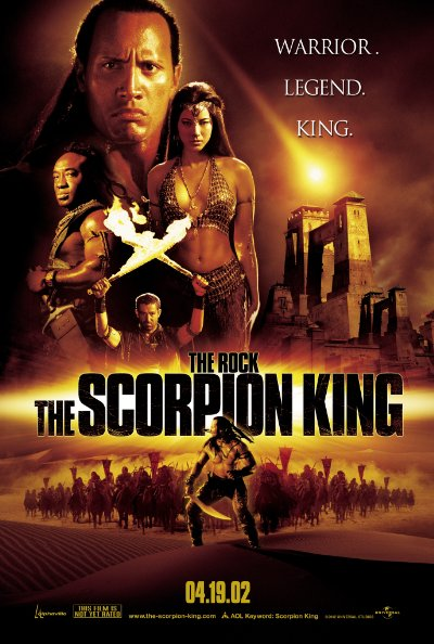 The Scorpion King 2002 2160p UHD BluRay REMUX HDR HEVC DTS-X-EPSiLON
