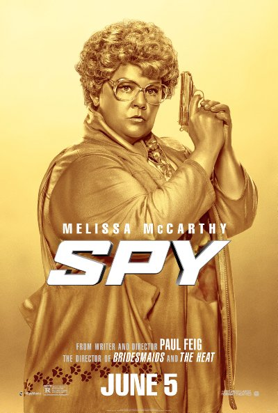 Spy 2015 Theatrical BluRay REMUX 1080p AVC DTS-HD MA 7.1-SiCaRio