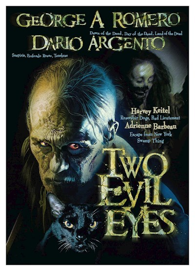 Two Evil Eyes 1990 REMASTERED 1080p BluRay DTS x264-CREEPSHOW