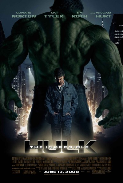 The Incredible Hulk 2008 UHD BluRay REMUX 2160p DTS-X 7.1 HEVC-SiCaRio