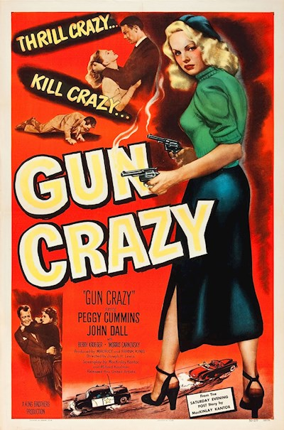 Gun Crazy 1950 BluRay REMUX 1080p AVC DTS-HD MA 2.0-SiCaRio