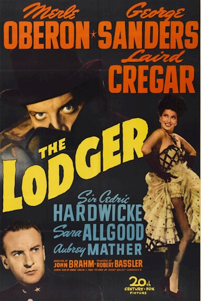 The Lodger 1944 1080p BluRay FLAC x264-SADPANDA