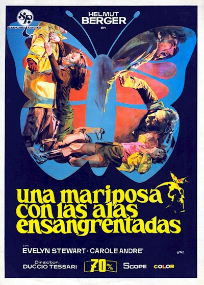 The Bloodstained Butterfly 1971 Italian 720p BluRay DTS x264-GHOULS