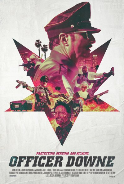 Officer Downe 2016 1080p BluRay DTS x264-PSYCHD