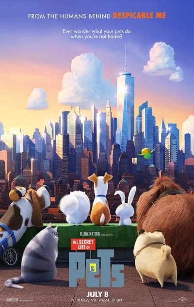 The Secret Life of Pets 2016 1080p UHD BluRay DD7.1 HDR x265-JM