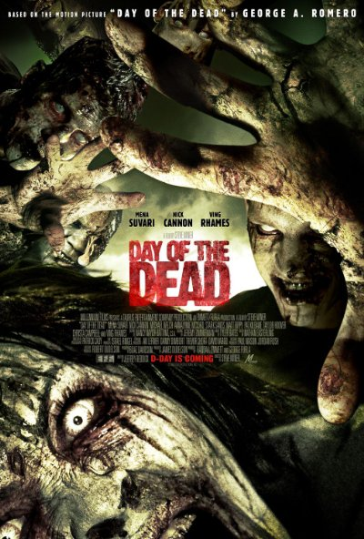 Day of the Dead 2008 NOR BluRay REMUX 1080p AVC DTS-HD MA - BluDragon