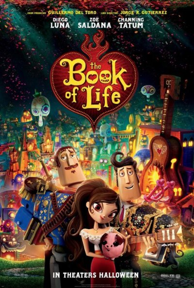 The Book of Life 2014 HDR 2160p WEB-DL DDP5.1 H 265-ROCCaT