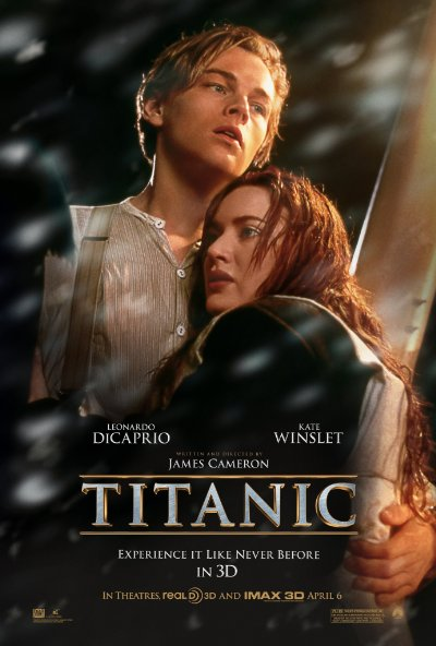 Titanic 1997 1080p BluRay DD5.1 x265-SA89