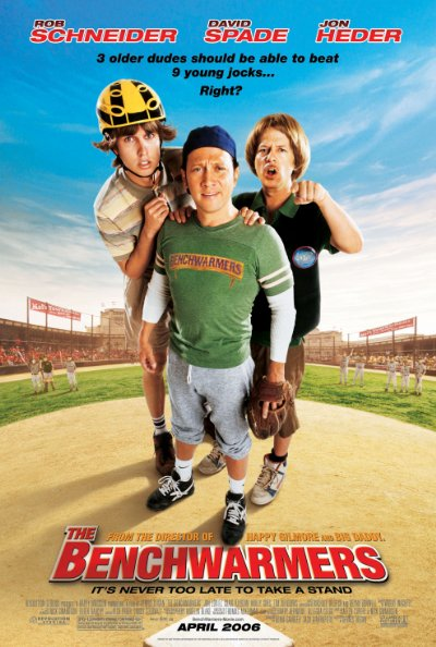 The Benchwarmers 2006 BluRay REMUX 1080p MPEG-2 DTS-HD MA 5.1 - KRaLiMaRKo