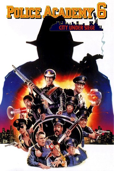 Police Academy 6 City Under Siege 1989 BluRay REMUX 1080p AVC DTS-HD MA 1.0-FraMeSToR