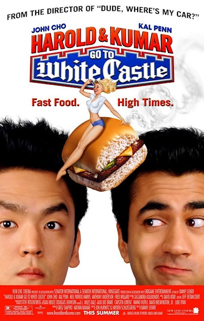 Harold And Kumar Go To White Castle 2004 BluRay REMUX 1080p VC-1 DTS-HD MA 7.1-SiCaRio